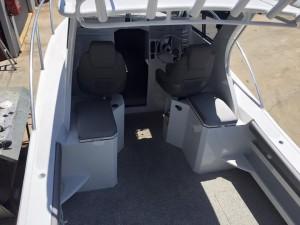 Performance Plate - 7200 pro Cuddy hardtop 4